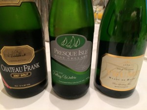 AWS Sparkling Wine Breakfast: PIWC Falling Waters